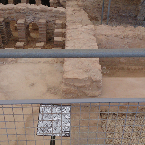 Desarrollo de Aplicación de Realidad Aumentada en las Termas romanas del Albir