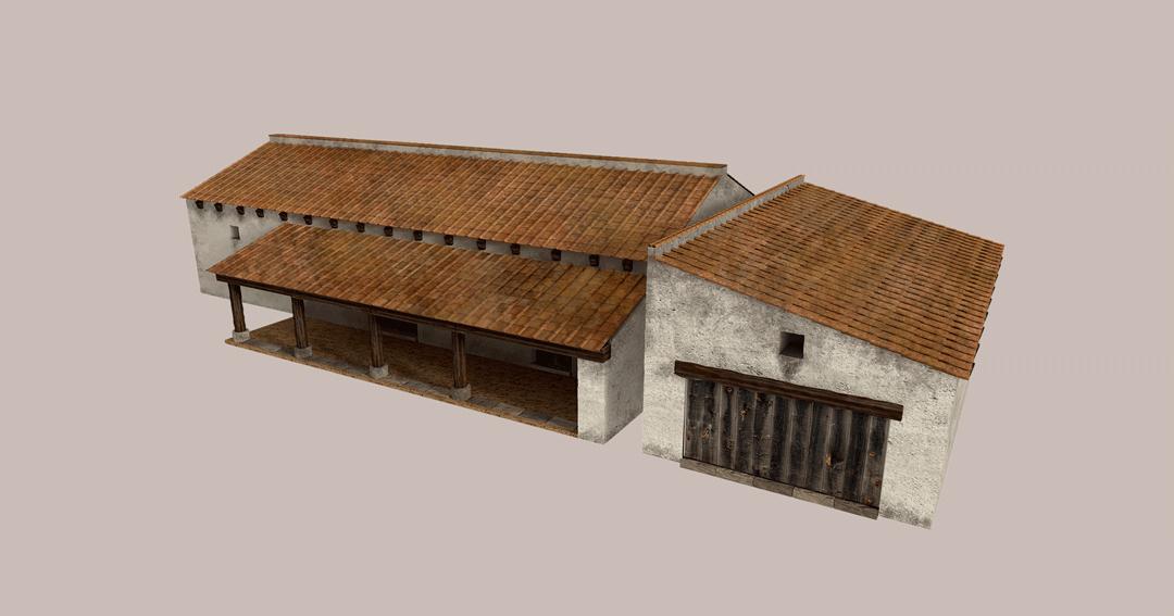 Granja Romana