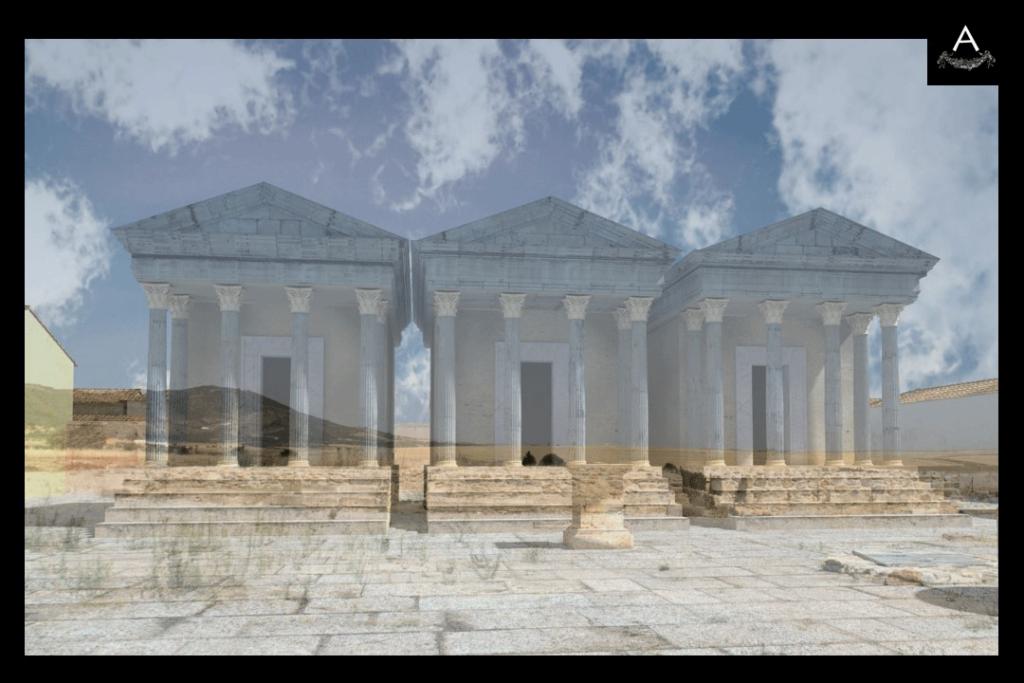 Virtualización de Regina Turdulorum