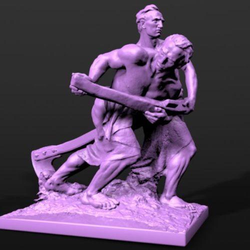Archivo Nacional del Patrimonio 3D: historia digital uruguaya