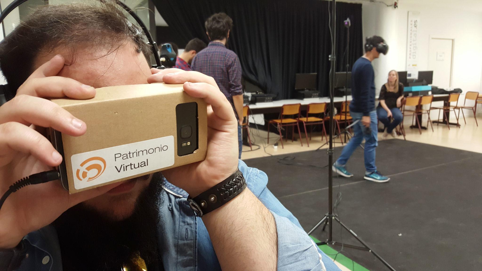 Clases realidad virtual