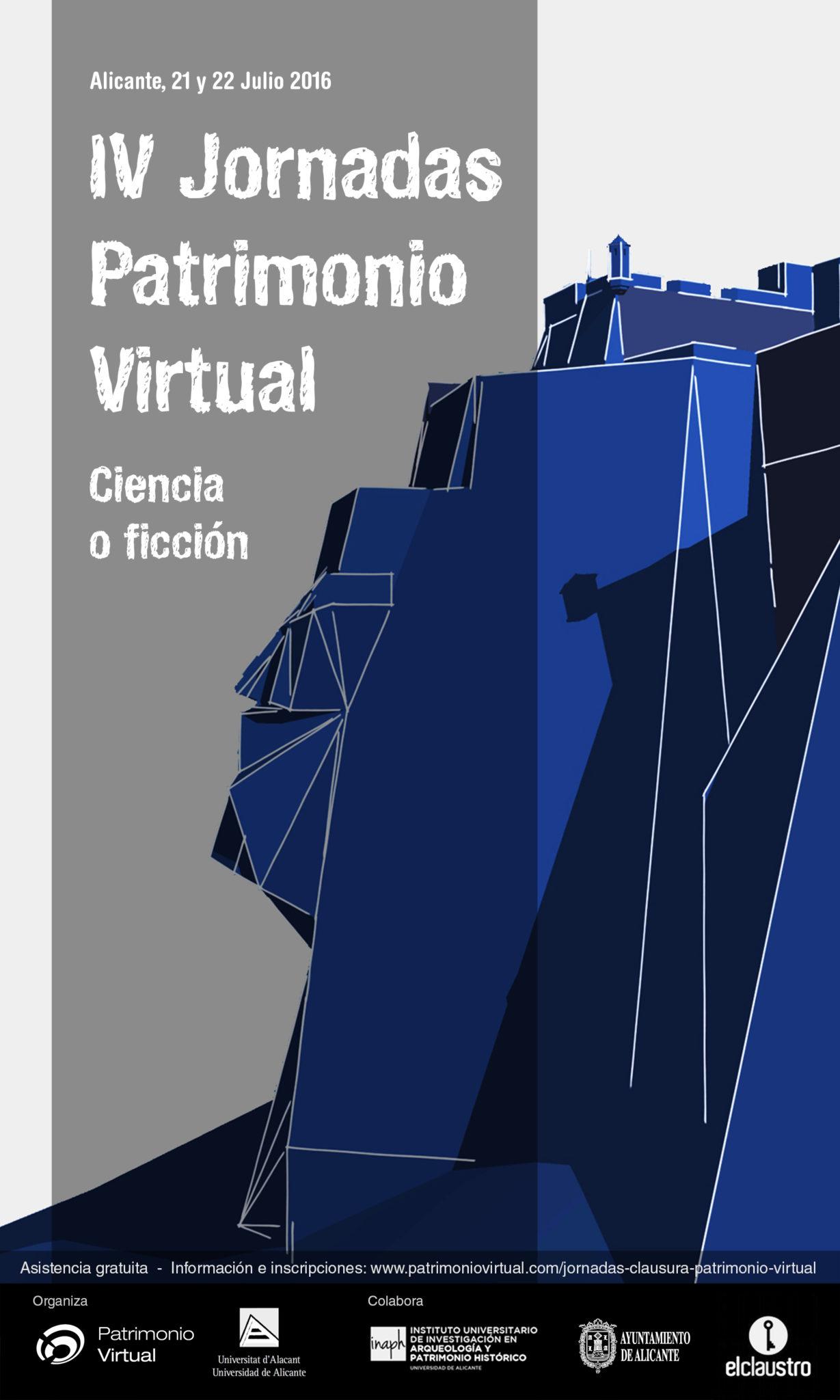 Jornadas Patrimonio Virtual
