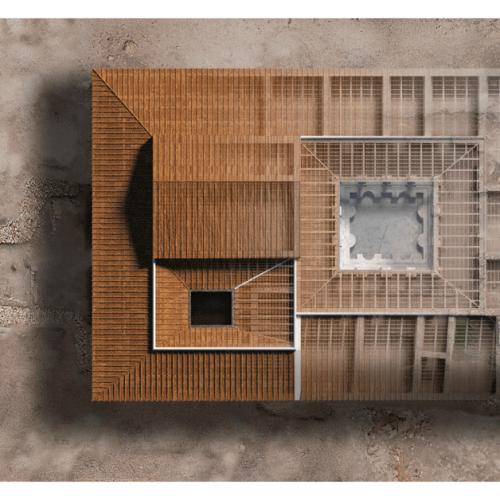 Virtualizando la domus romana 5F de La Alcudia