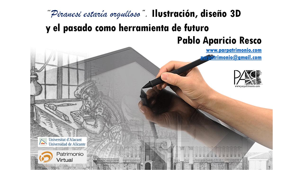 Patrimonio Virtual curso ilustración