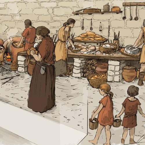 Creación de personajes, escenas, ilustración y género