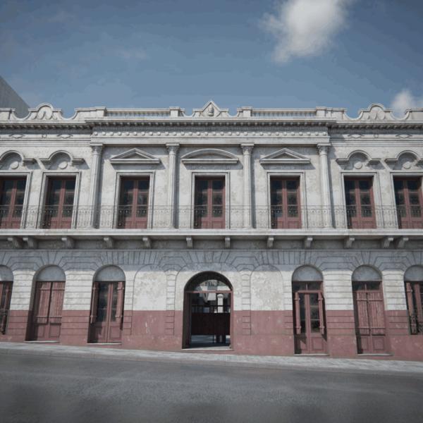 Entrevista con Daniel Thul sobre la virtualización del Conventillo Mediomundo en Montevideo (Uruguay)
