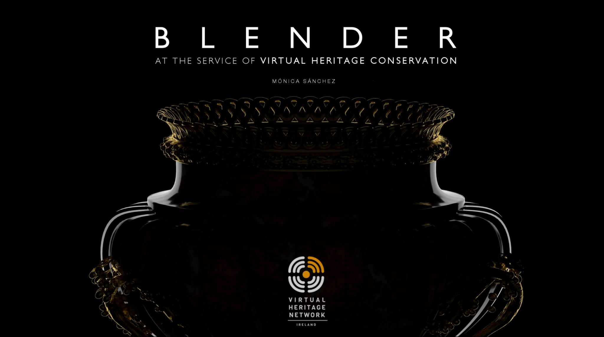 Crónica desde el Virtual Heritage Network, Parte 2