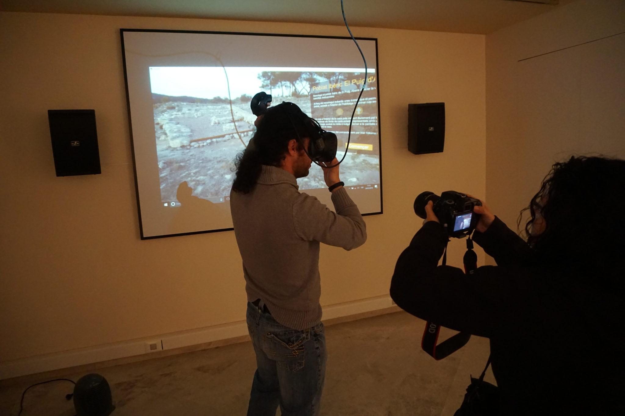 Proyecto de Realidad Virtual El Puig de Alcoi (Alicante)