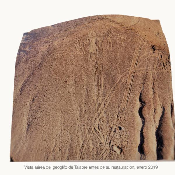 Fotogrametría aplicada a la restauración de geoglifos en Chile