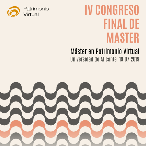 Congreso Final de Máster 2019